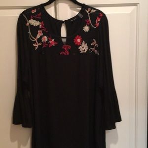 Verve Ami Floral Detail Top